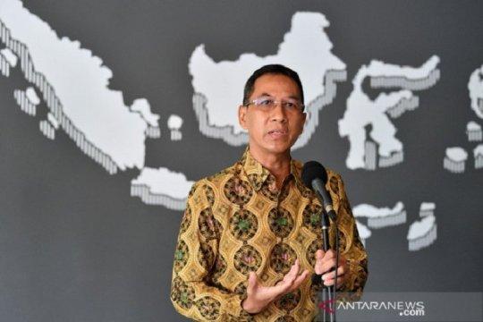 Kasetpres jelaskan video viral Gubernur Maluku di kunker Presiden