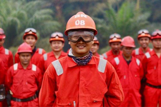 Produsen sawit anggarkan Rp9 miliar antisipasi karhutla saat pandemi