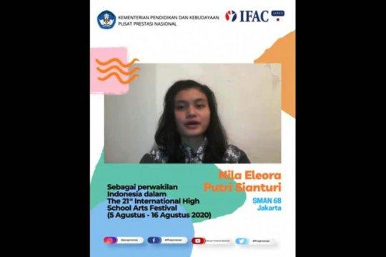 Siswa Indonesia raih prestasi di ajang festival seni internasional