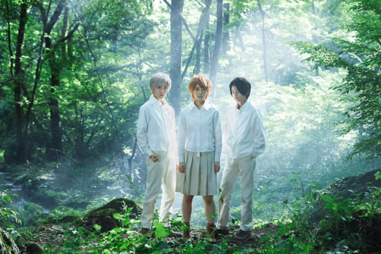 "Anime ""The Promised Neverland"" diadaptasi ke film ""live-action"""