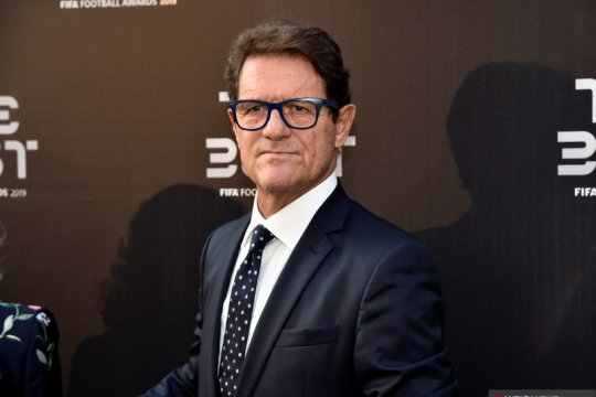 Fabio Capello jagokan Manchester City singkirkan Real Madrid