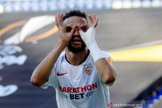 Sevilla ke perempat final berkat kemenangan 2-0 atas Roma