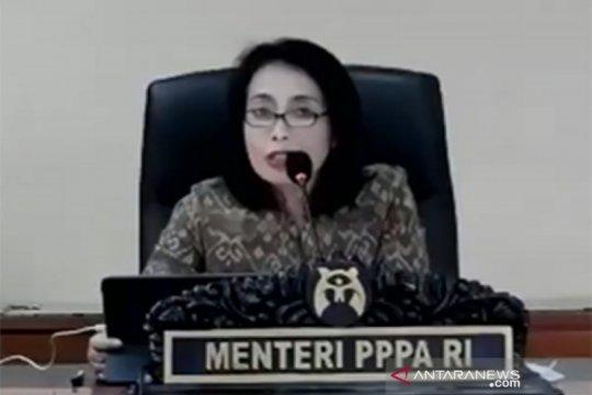 Menteri PPPA suarakan proses pemilu yang ramah anak