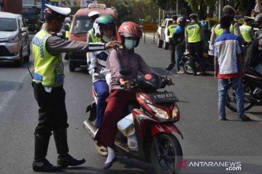 2.031 kendaraan terjaring Operasi Patuh Jaya di Bekasi