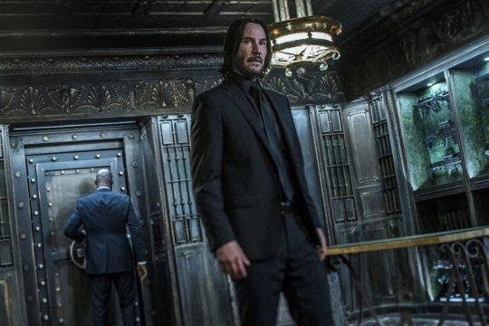 """Keanu Reeves siap syuting """"John Wick 4 dan 5"""" tahun depan"""
