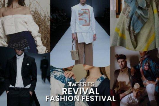 Revival Fashion Festival 2020 berlangsung mulai hari ini
