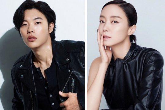 Ryu Jun Yeol akan adu akting dengan Jeon Do Yeon di drama baru