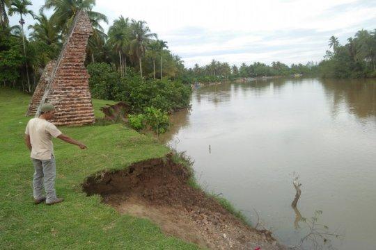 Amankan Benteng Anna dari erosi, Mukomuko ajukan bantuan pusat