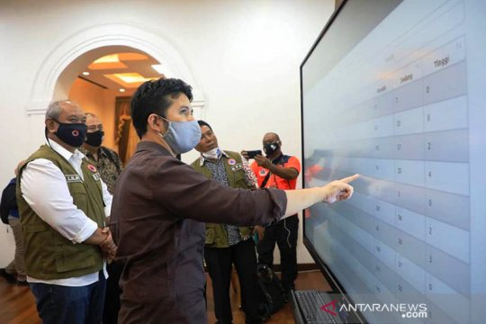 Wagub Jatim ingatkan mahasiswa beri edukasi warga tentang COVID-19
