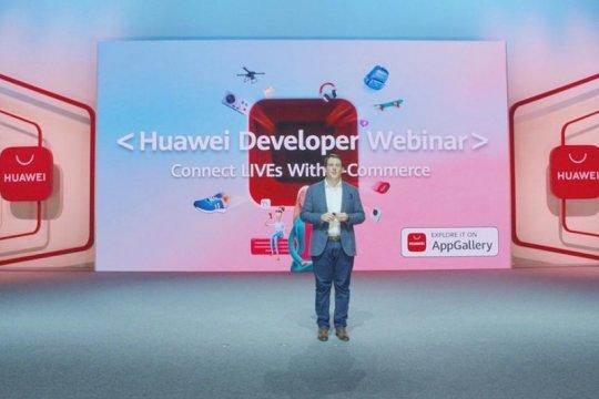 Huawei hadirkan solusi untuk live streaming e-commerce