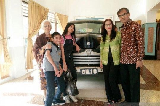 Bangka Barat usulkan mobil operasional Hatta sebagai cagar budaya