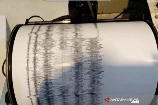 Gempa magnitudo 5 guncang Pulau Sumba