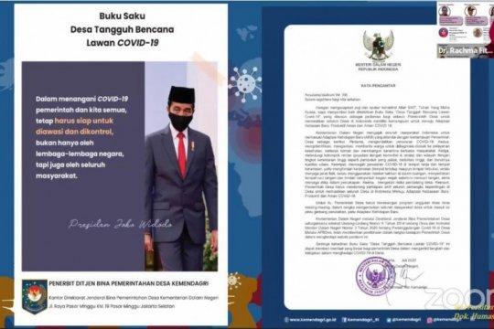 UI kolaborasi terbitkan Buku Saku Desa Tangguh Bencana Lawan COVID-19
