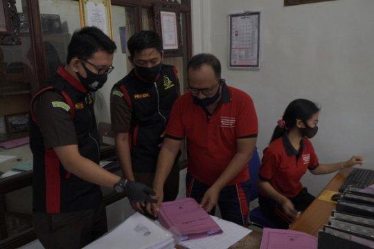 Penyidik sita 123 dokumen kasus korupsi LPD Desa Adat Kekeran