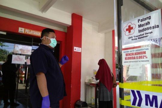 PMI Makassar ajak relawan berdonor untuk korban Beirut