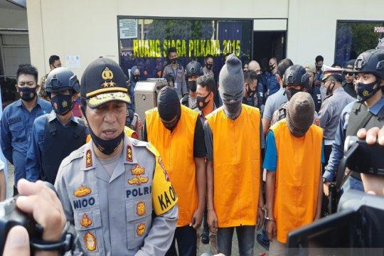 Ungkap 300 kg sabu, Kapolda Kalsel:  Semangat Polri berantas narkoba