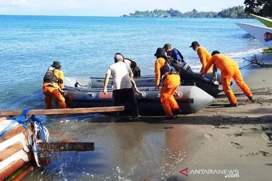 Basarnas nyatakan tiga nelayan di Pasangkayu-Sulbar hilang