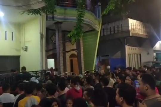Warga tangkap pejambret ponsel di Jakarta Barat