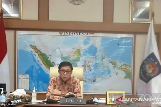 Kemendagri dukung implementasi SKB 4 menteri tentang tahun ajaran baru