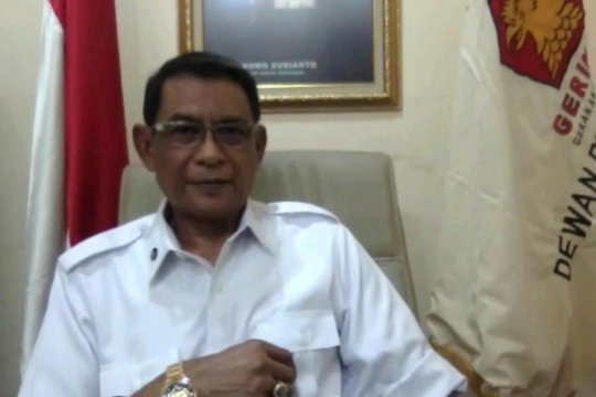 Gerindra DKI siap jalankan protokol kesehatan saat KLB