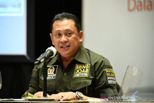 Ketua MPR: Tindak tegas paslon kampanye libatkan anak