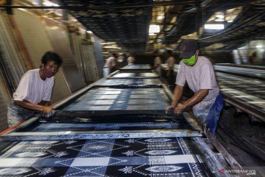 Penurunan ekspor batik ke Afrika