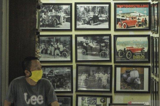 Wadah galeri bagi Komunitas Perupa Jakarta