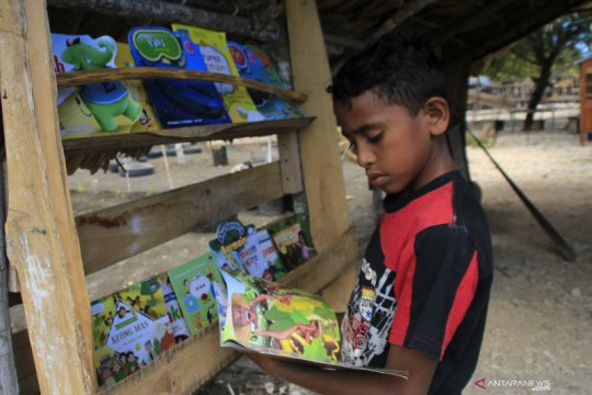 1,3 juta anak di NTT belum bisa berbahasa Indonesia