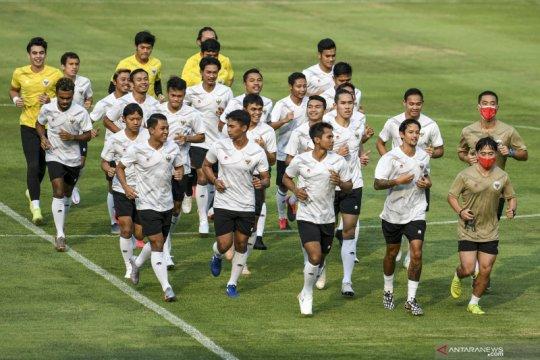 Timnas untuk Kualifikasi Piala Dunia 2022 mulai TC 1 Mei