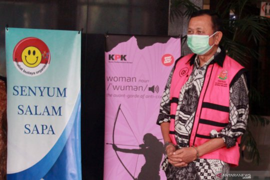 KPK periksa Hendrisman Rahim