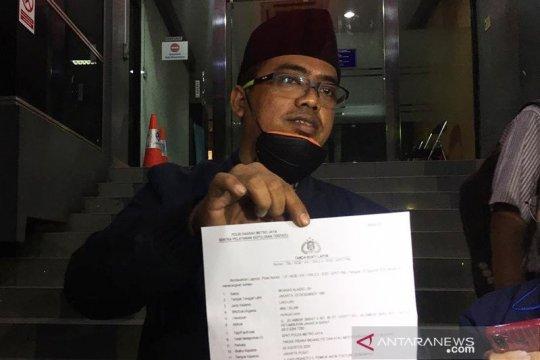 Hadi Pranoto laporkan pencemaran nama baik ke Polda Metro Jaya