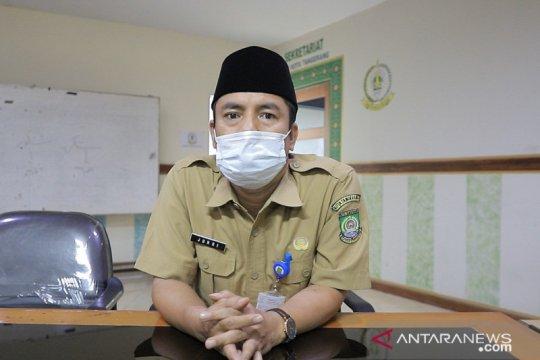 Terapkan protokol, Kafilah Kota Tangerang gelar TC jelang MTQ Banten
