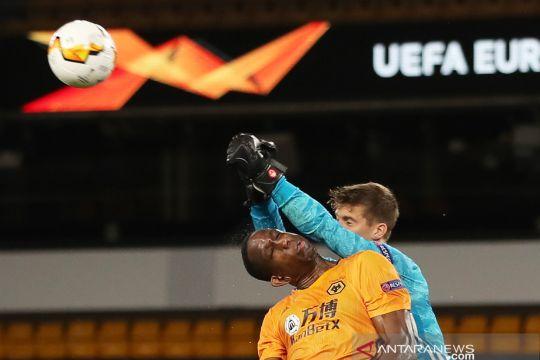 Liga Europa: Wolverhampton Wanderersmenang 1-0 lawan Olympiacos