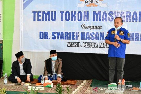 Wakil ketua MPR minta pemerintah perhatikan kesulitan dunia pendidikan