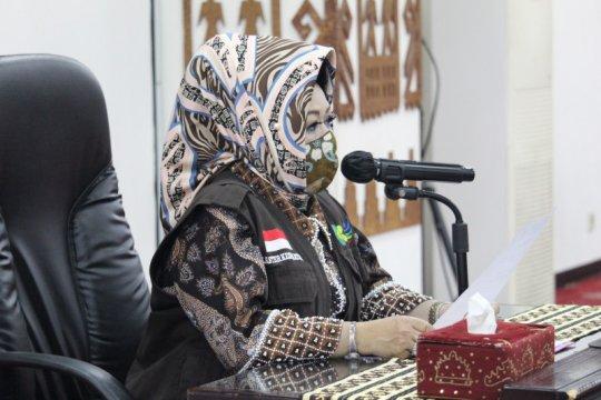Kasus positif COVID-19 Lampung bertambah 4 menjadi 307 orang