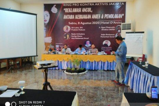 Kongres aktivis batal digelar di Jakarta karena pandemi COVID-19