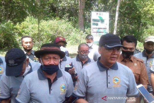 KLHK: Bengkulu harus miliki strategi kembangkan daerah berbasis hutan