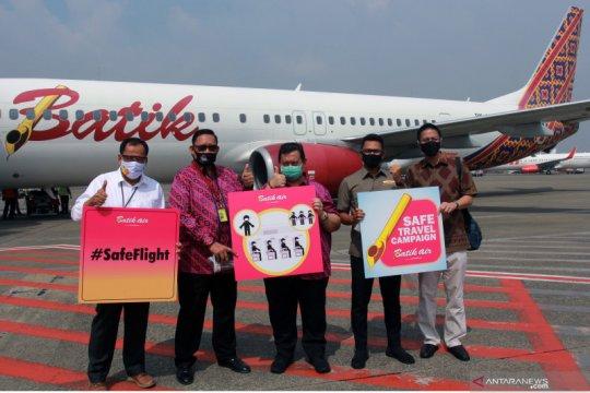 Kampanye keselamatan bepergian dengan pesawat udara