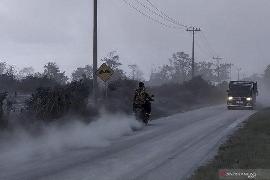 Pascaerupsi Gunung Sinabung