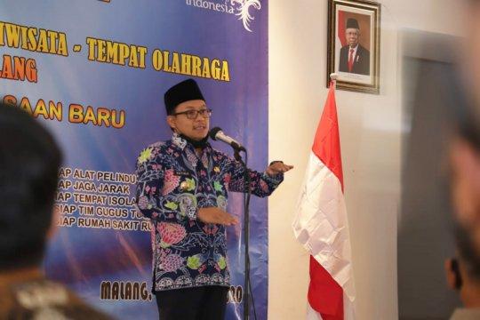 Sebanyak 160 pelaku wisata Kota Malang diizinkan beroperasi