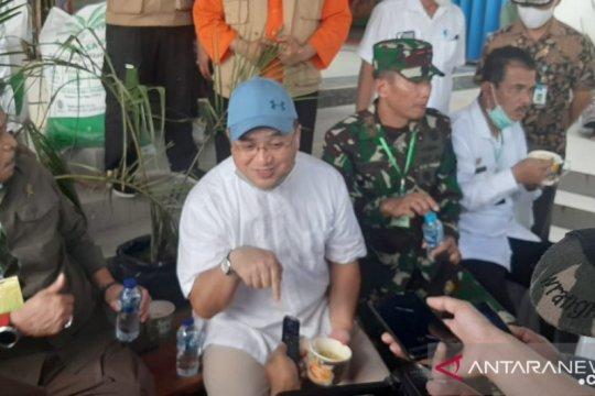 Gubernur: Bangka Belitung jadi perhatian pusat untuk ketahanan pangan