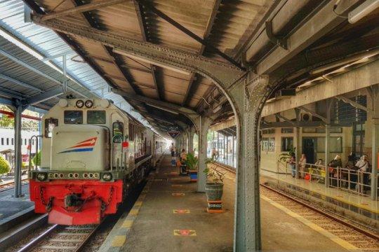 KA Pandanwangi relasi Jember-Banyuwangi kembali beroperasi