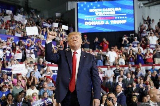 Peningkatan kasus COVID-19  tambah ketidakpastian jelang Pemilu AS