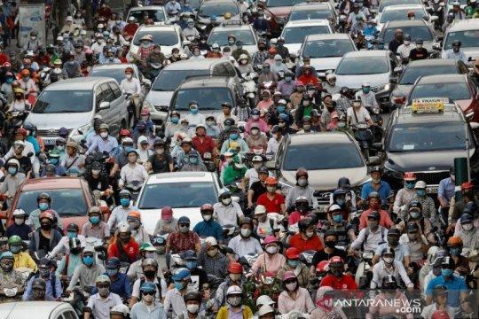 Vietnam laporkan dua kasus pertama COVID yang ditularkan secara lokal