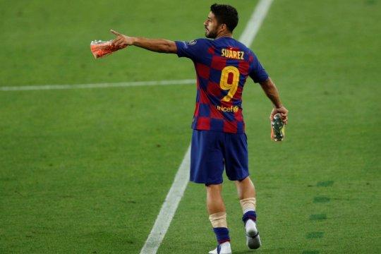 Luis Suarez ungkap rahasia Barcelona kalahkan Napoli