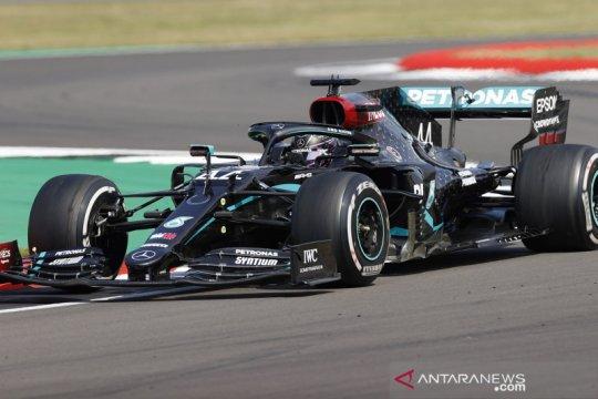 Hamilton waspadai perlawanan ketat Red Bull di suhu panas Catalunya