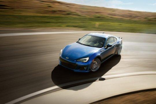 Subaru akan setop pemesanan untuk Subaru BRZ
