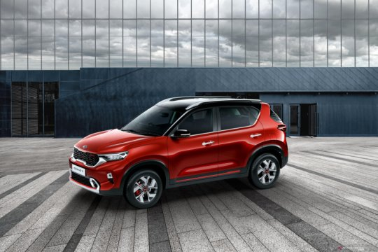 Kia Sonet, SUV kompak pesaing Hyundai Venue hingga Nissan Magnite