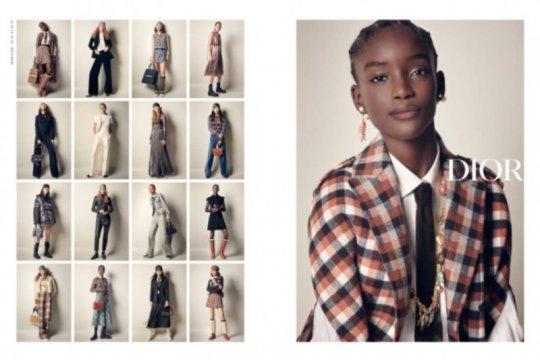 Dior persembahkan kampanye musim gugur untuk seniman feminis