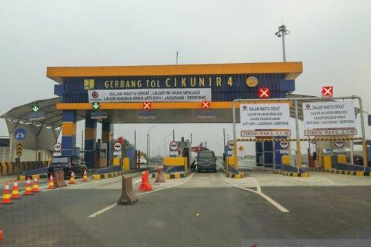 Gerbang Tol Cikunir 4 JORR mulai dioperasikan Selasa
